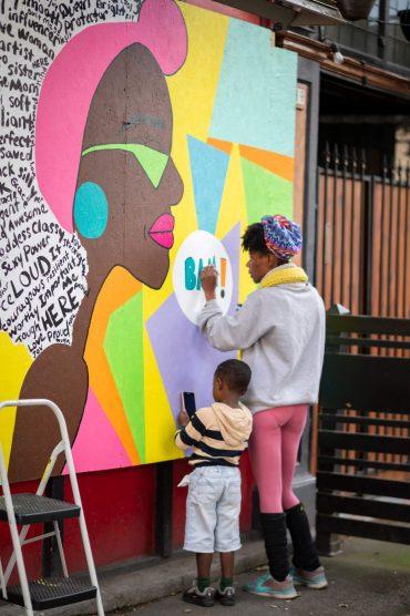 Latoya-Lovely_PDX_Mural_BLM